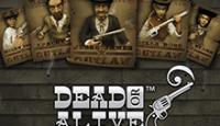 Dead Or Alive – игровой автомат на тему Дикого Запада